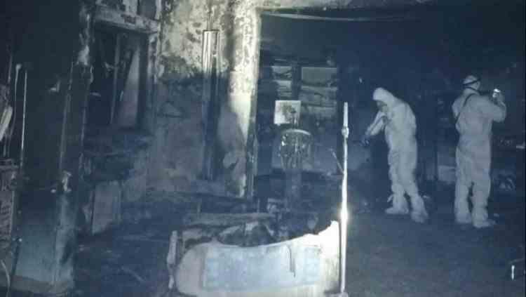 Singurul supraviețuitor al incendiului din secția ATI de la Piatra Neamț a ieșit de la Terapie Intensivă