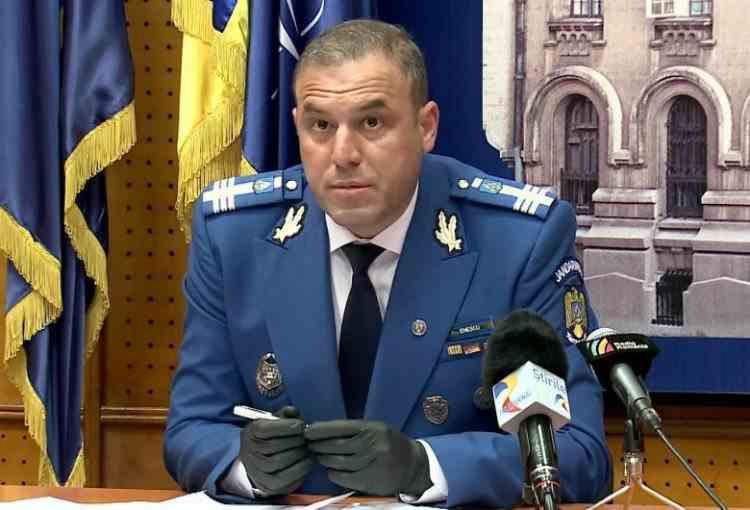 Șeful Jandarmeriei a fost scos cu jandarmii din Snagov