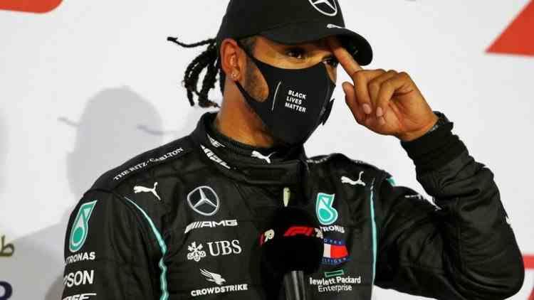 Lewis Hamilton este infectat cu COVID-19 - Pilotul va rata Grand Prix-ul din Bahrain