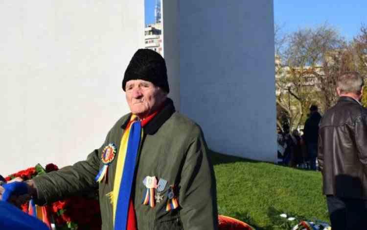 Un veteran de război de 100 de ani și sărbătoarea Marii Uniri pe timp de pandemie