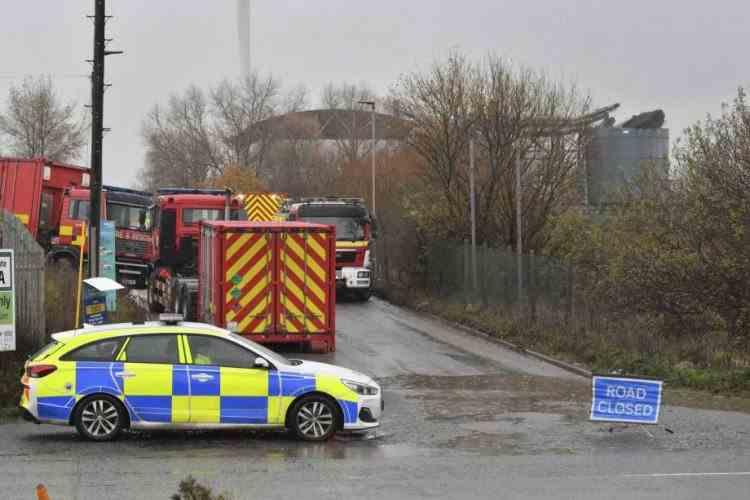 Poliția din Marea Britanie anunță mai multe victime după o explozie la o stație de tratare a apei din apropiere de Bristol