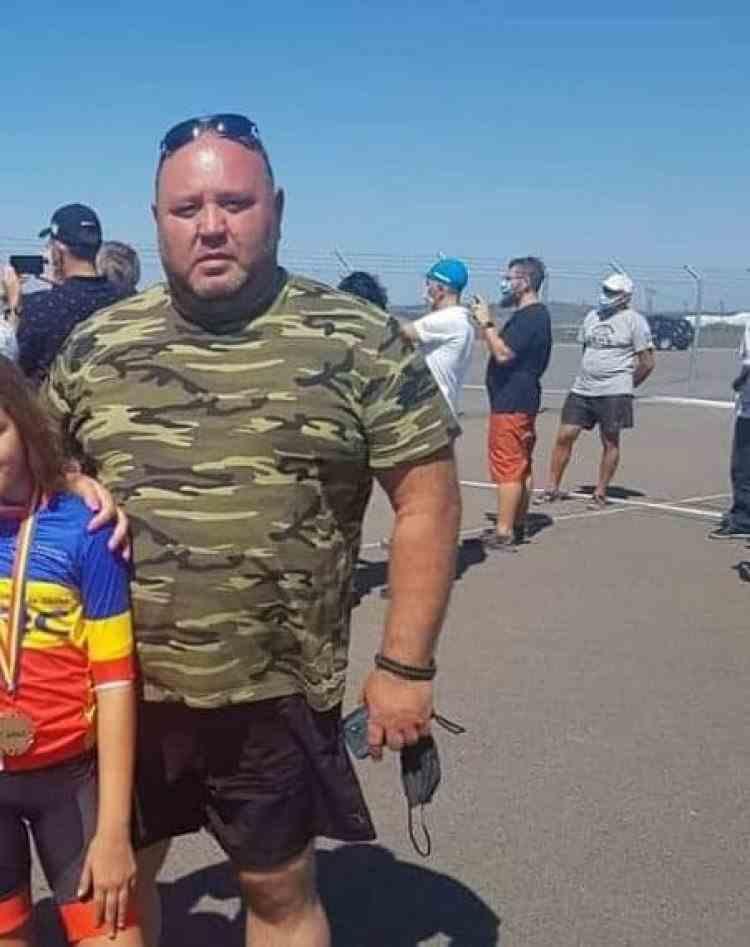 Un polițist de la transporturi a murit infectat cu SARS-CoV-2 - Marele campion Claudiu Pătrașcu era internat la Spitalul Clinic de Boli Infecțioase din Constanța