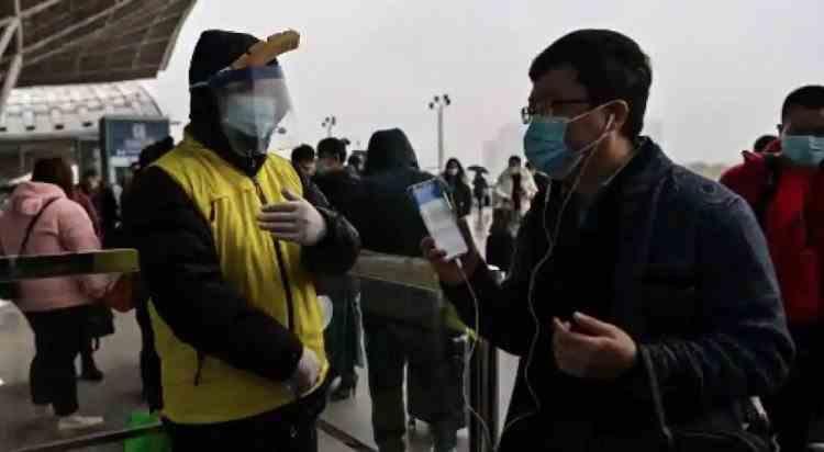 Un oraș întreg din China a fost închis după depistarea unui singur caz de COVID-19
