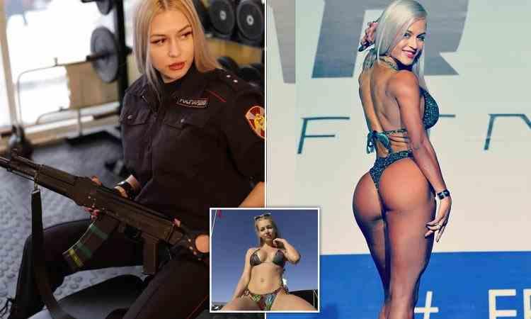 Cel mai sexy soldat al lui Vladimir Putin a fost exclus din Garda Națională a Rusiei