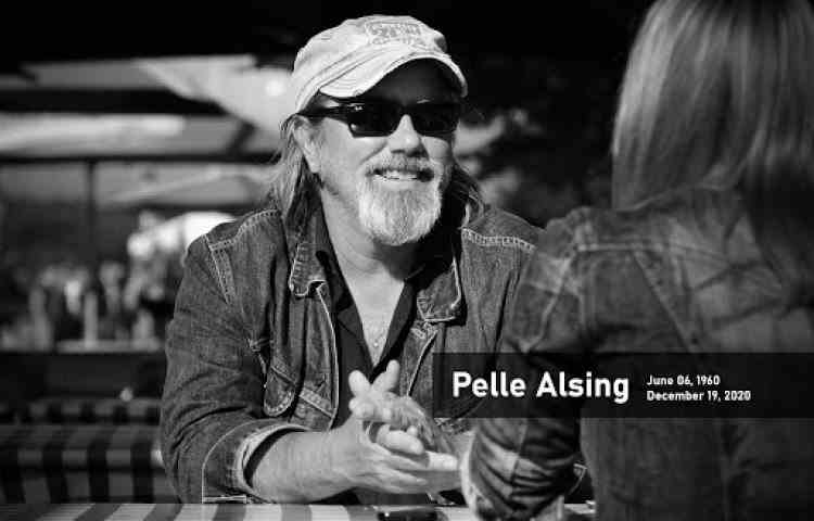 A murit Pelle Alsing, toboșarul trupei Roxette