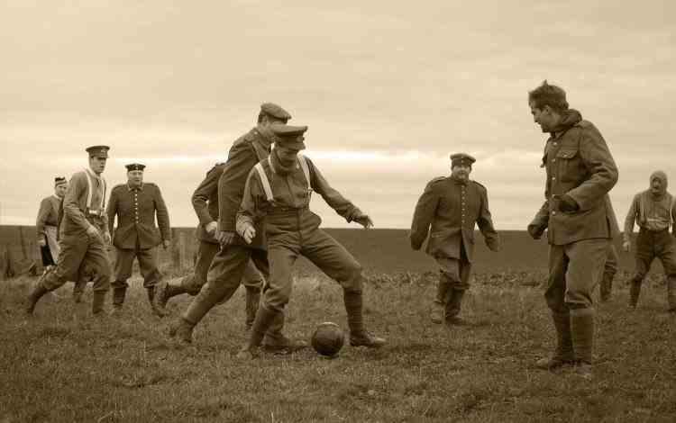 Miracol de Crăciun - Ziua care a oprit războiul în 1914