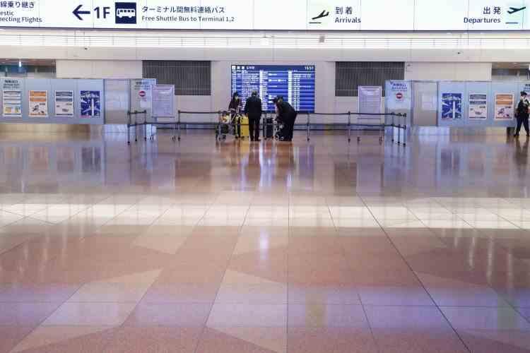 Japonia își închide granițele pentru o lună