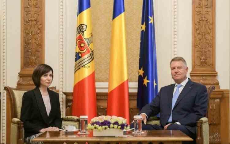 Klaus Iohannis va fi primul șef de stat primit de noul președinte Maia Sandu în Republica Moldova