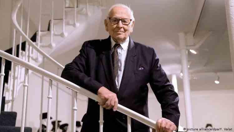 A murit creatorul de modă Pierre Cardin