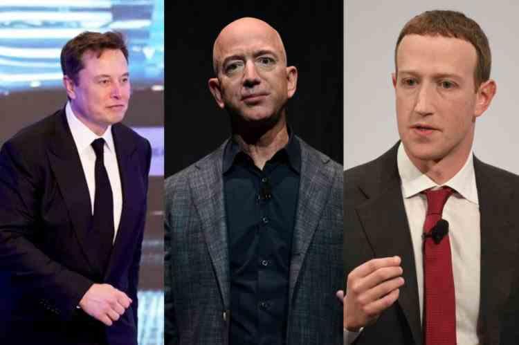 Cei mai bogați oameni din lume la început de 2021