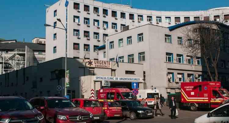 Anchetă la Spitalul Floreasca după ce un pacient decedat de COVID-19 a fost înmormântat de o altă familie