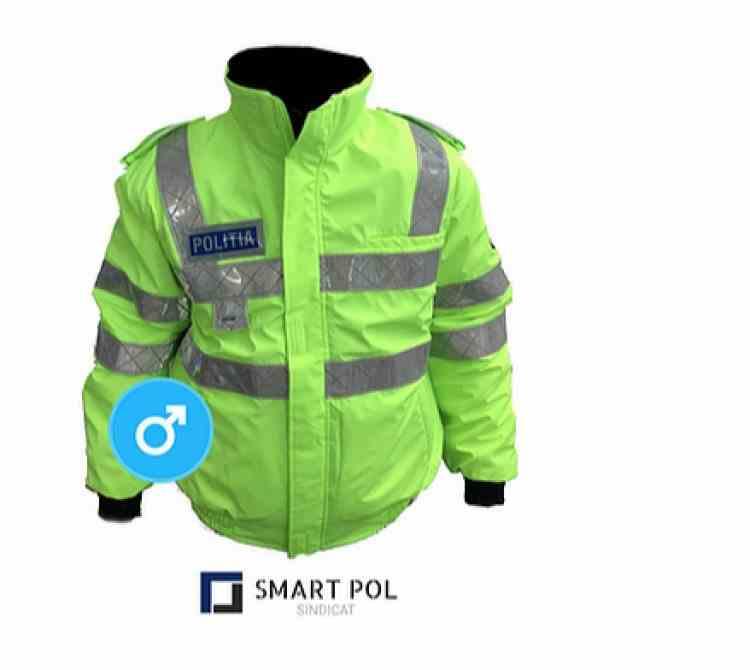 Uniforme de Poliție fără aviz, vândute oricui, sub ochii MAI