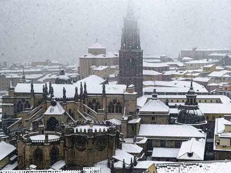 Vreme severă în Spania - MAE a emis o atenționare de călătorie