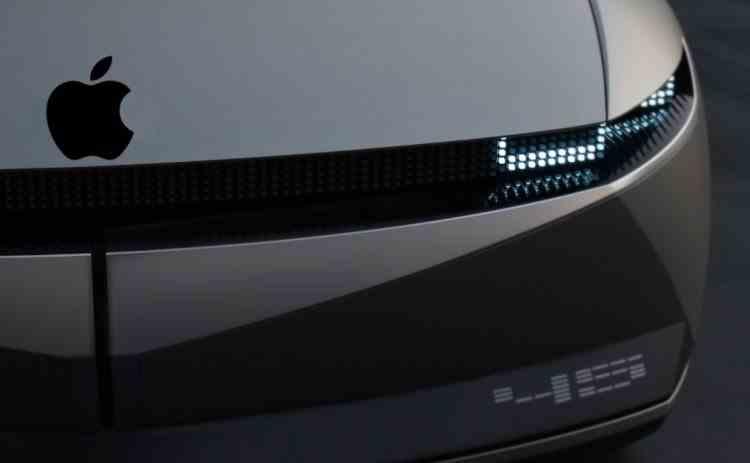Apple și Hyundai vor semna un parteneriat pentru construcția de mașini electrice