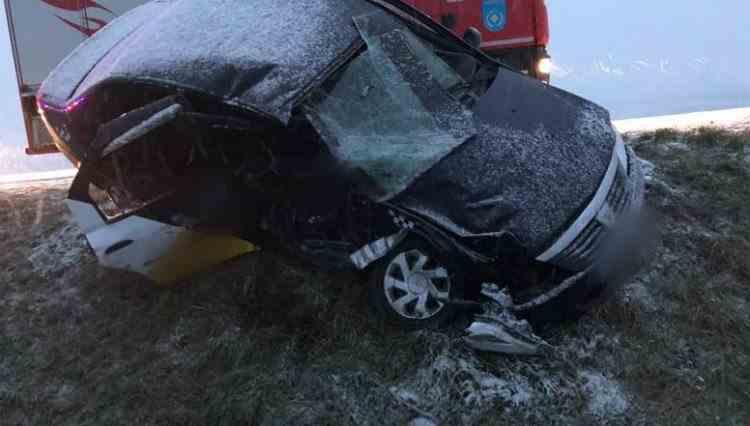 Un polițist de frontieră din Republica Moldova a murit într-un grav accident de circulație