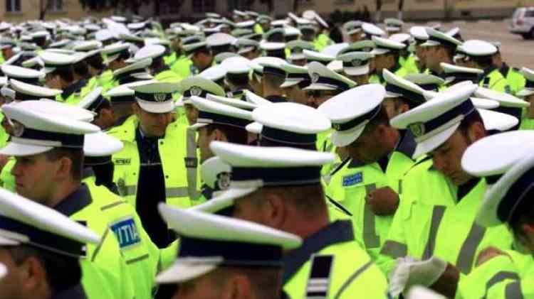 Calendarul protestelor polițiștilor - Zeci de mii de acțiuni în instanță intentate de angajații din MAI pentru respectarea legii