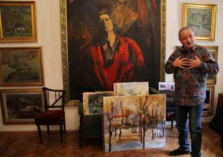 A murit mult apreciatul pictor Viorel Nimigeanu