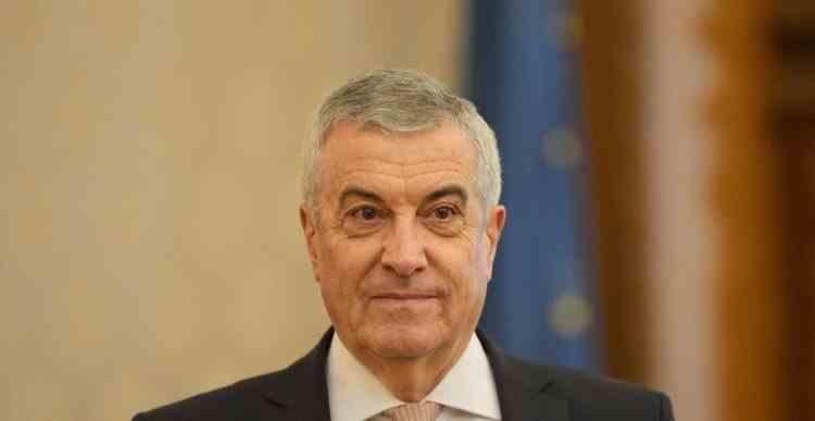 Președintele Klaus Iohannis a încuviințat începerea urmăririi penale pe numele lui Călin Popescu Tăriceanu - Fostul prim-ministru este acuzat că a luat mită 800000 de dolari
