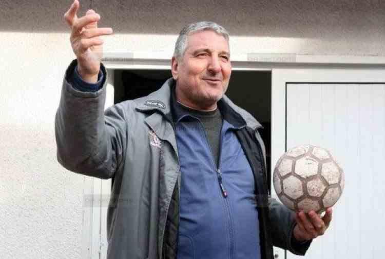 Fostul portar Rică Răducanu a fost internat în spital