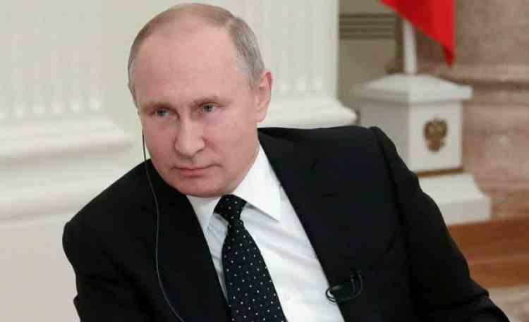 Vladimir Putin - Rusia va începe săptămâna viitoare vaccinarea în masă