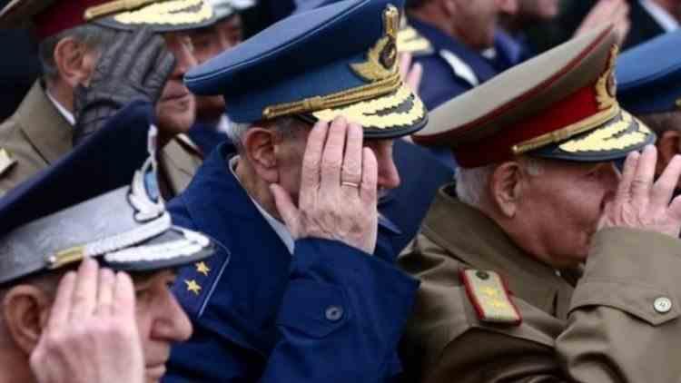 Rezerviștii și militarii cer pensii și solde ca în NATO - Se cere desecretizarea capitolului din acordul de aderare la Tratatul Atlanticului de Nord