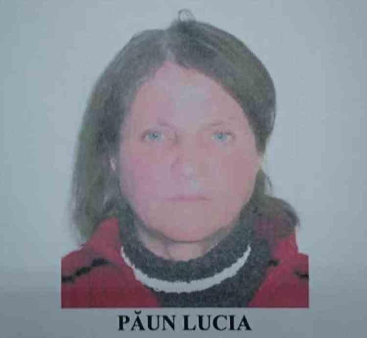 O femeie este căutată după ce a dispărut de la domiciliu iar familia nu mai știe nimic despre ea