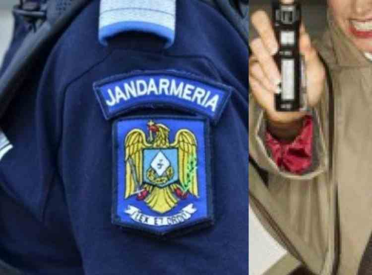 Un bărbat a solicitat ajutorul jandarmilor după ce a fost atacat de fosta iubită cu un spray paralizant