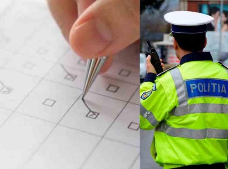 Aproape o treime din polițiștii din Suceava au picat testarea psihologică
