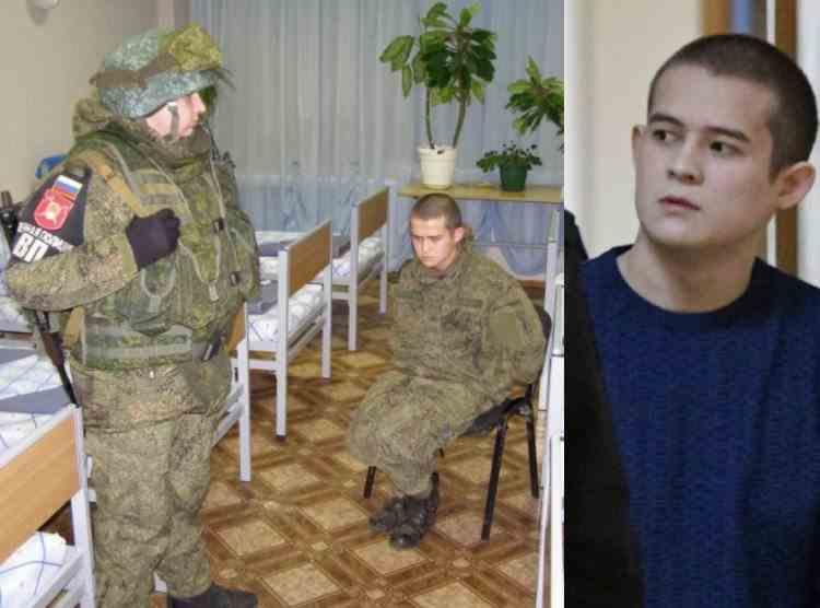 Soldatul rus care și-a ucis opt colegi într-o bază militară din Siberia a fost condamnat