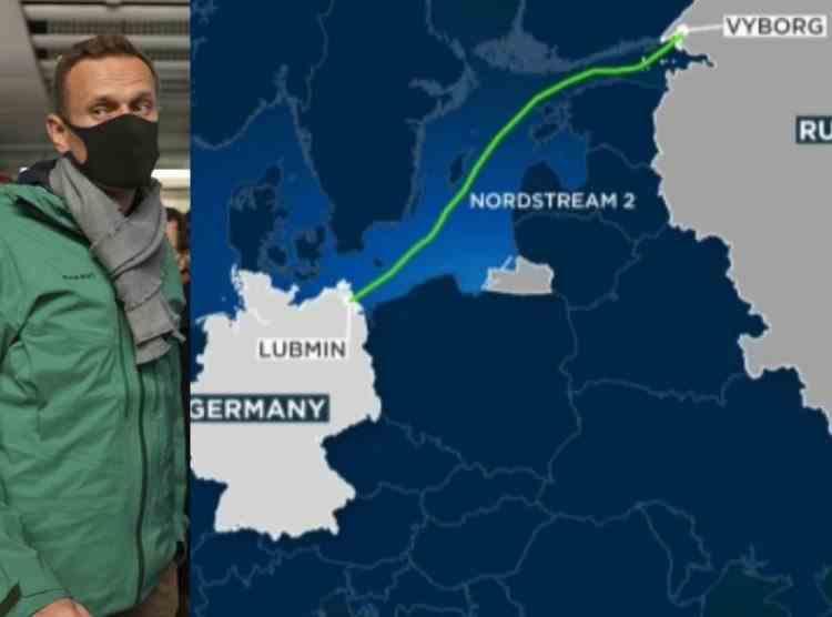 Parlamentul European vrea să oprească proiectul Nord Stream 2 din cauza arestării lui Aleksei Navalnîi