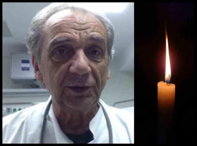 Șeful Secției de Primiri Urgențe de la Spitalul Județean Ilfov a murit de COVID-19