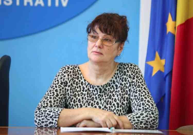 Subprefectul de Timiș, Elena Popa, a murit din cauza COVID-19