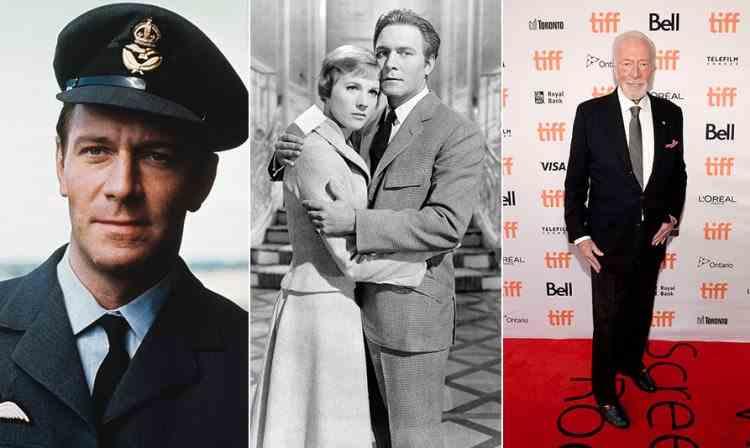 A murit actorul Christopher Plummer