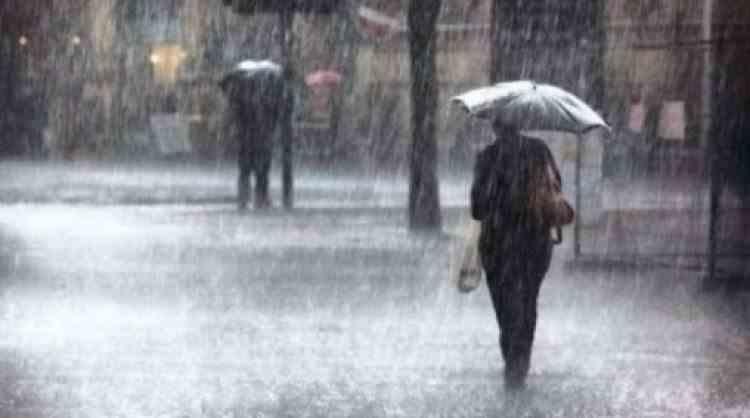 Avertizare ANM de fenomene extreme - Cod galben de ploi și vânt începând de duminică, risc de inundații