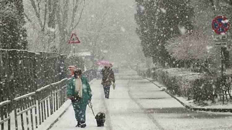 Avertizare ANM - De joi revine iarna, cu ninsori și temperaturi scăzute