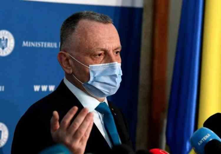 Ministrul Educației: Este posibil să se renunțe la mască în timpul orelor de Educație Fizică