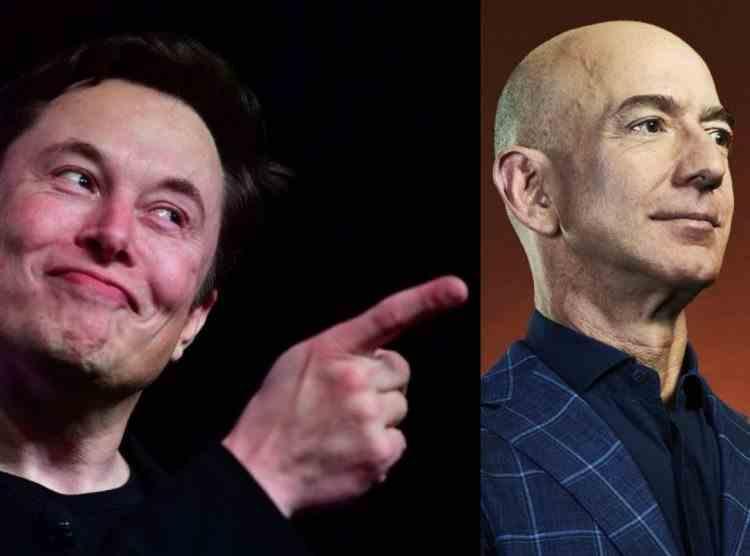 Jeff Bezos a redevenit cel mai bogat om din lume