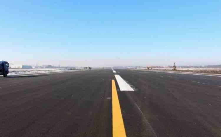 Pista 2 a Aeroportului Otopeni s-a redeschis, după investiții de 127 milioane de lei