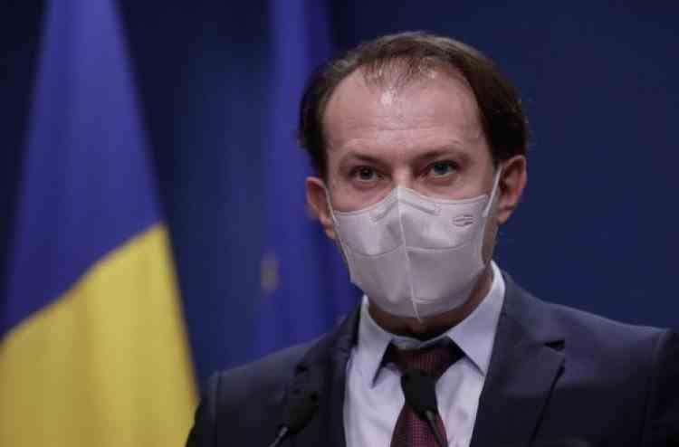 Premierul Cîțu: Nicio mineriadă nu va avea loc în acest mandat, nu voi permite acest lucru