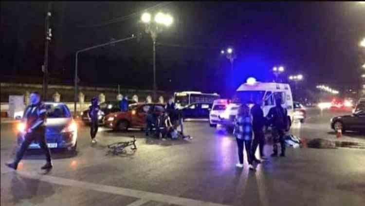 Un polițist aflat în timpul liber a murit într-un grav accident de circulație în apropierea Palatului Parlamentului