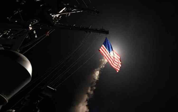 Armata americană a lovit miliţiile pro-iraniene la granița Siriei cu Irak