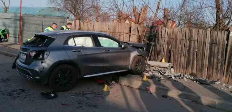 Șoferița care a provocat accidentul în care au murit două fete aflate pe trotuar în București consumase alcool înainte de a se urca la volan