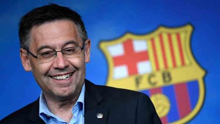 Fostul președinte al clubului FC Barcelona a fost arestat