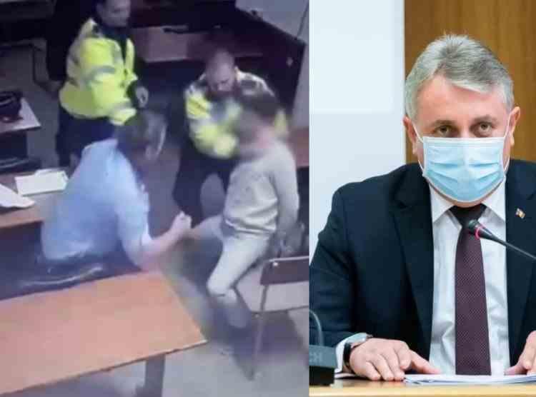 Ministrul de Interne a făcut sesizare la Parchet în cazul polițiștilor acuzați de tortură: Avem zero toleranță față de astfel de indivizi!