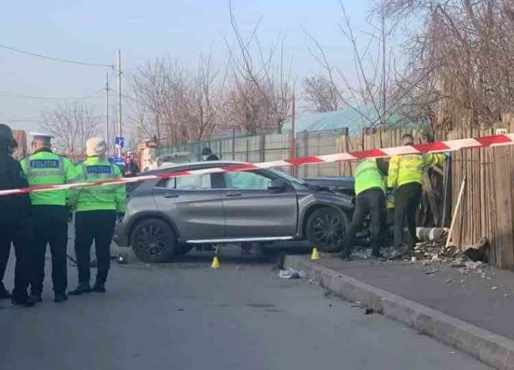 Șoferița care a omorât două fete aflate pe trotuar în București a fost plasată în arest la domiciliu