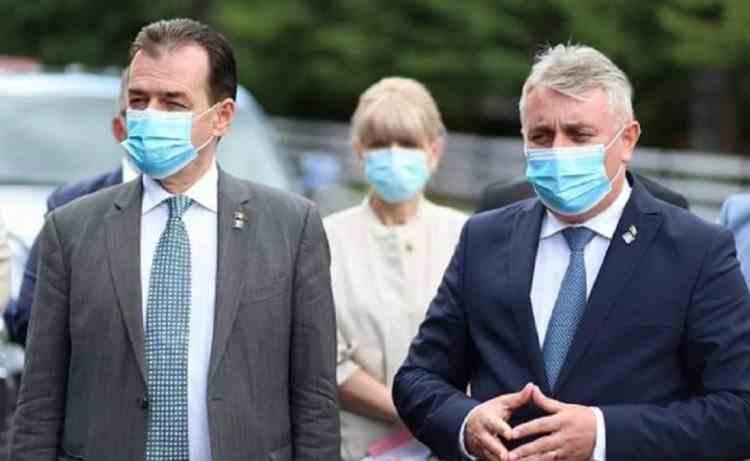 Ludovic Orban laudă deciziile ministrului de Interne după cazul Onești: Va face curățenie în Poliție