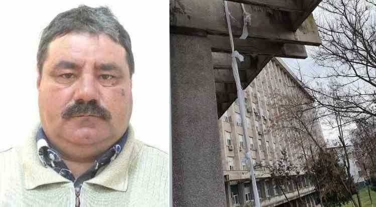UPDATE Un deținut obez, cu probleme de sănătate și păzit de polițiști a reușit să evadeze dintr-un spital din Craiova