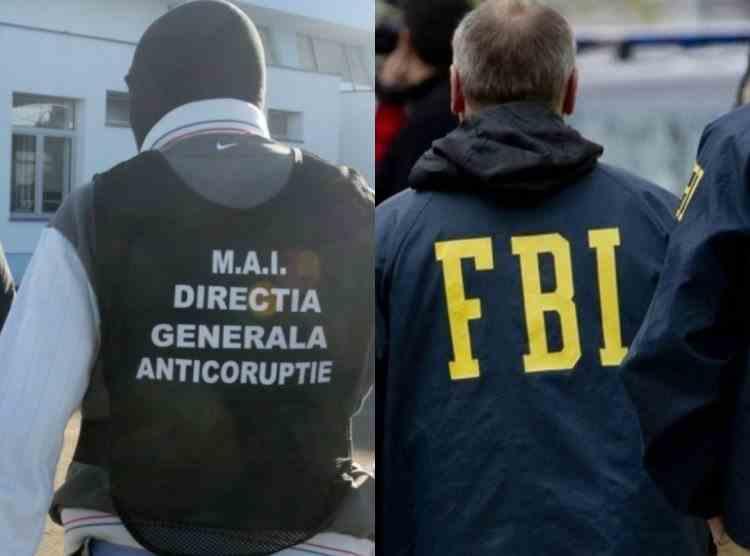 Poliţiştii Direcţiei Generale Anticorupţie vor fi instruiţi de agenţi FBI