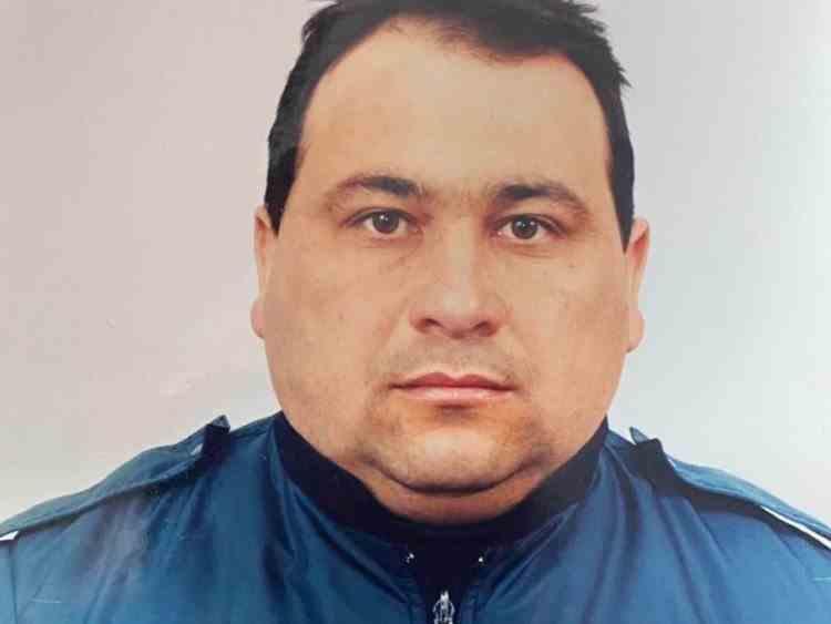Agentul șef de poliție Benoni Croitoriu, șef de post într-o comună din Neamț, a murit după ce s-a infectat cu SARS-CoV-2