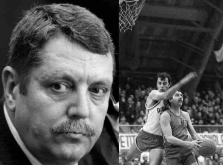 A murit fostul mare baschetbalist Anton Netolitzchi